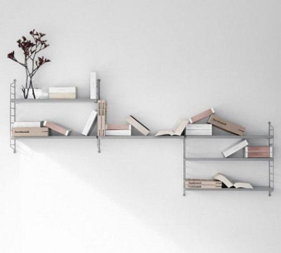 Photo of The flexible string shelves – Swedish design since 1946. #stringhylla #stringshe…