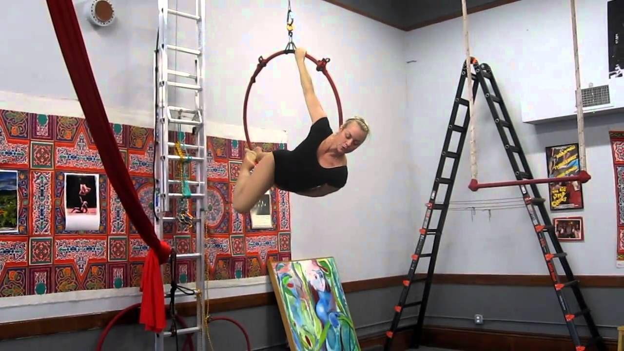 Lyra tutorial 1 aerial hoop aerial hoop lyra aerial dance