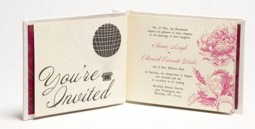 How Do You Make Your Own Wedding Invitations: I Really Love This Idea Of Having A Wedding Invitation As