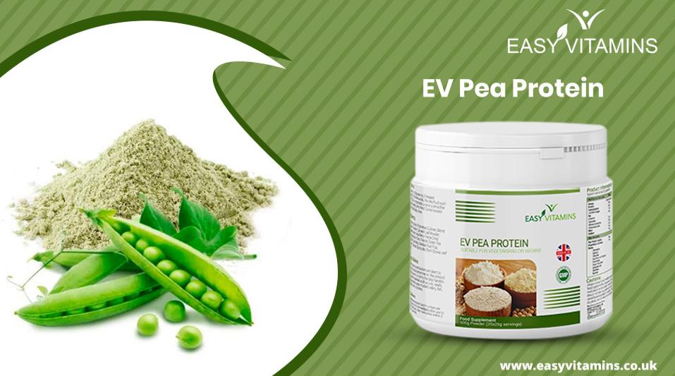 EV Pea Protein in 2020 Pea protein, Vegetable protein