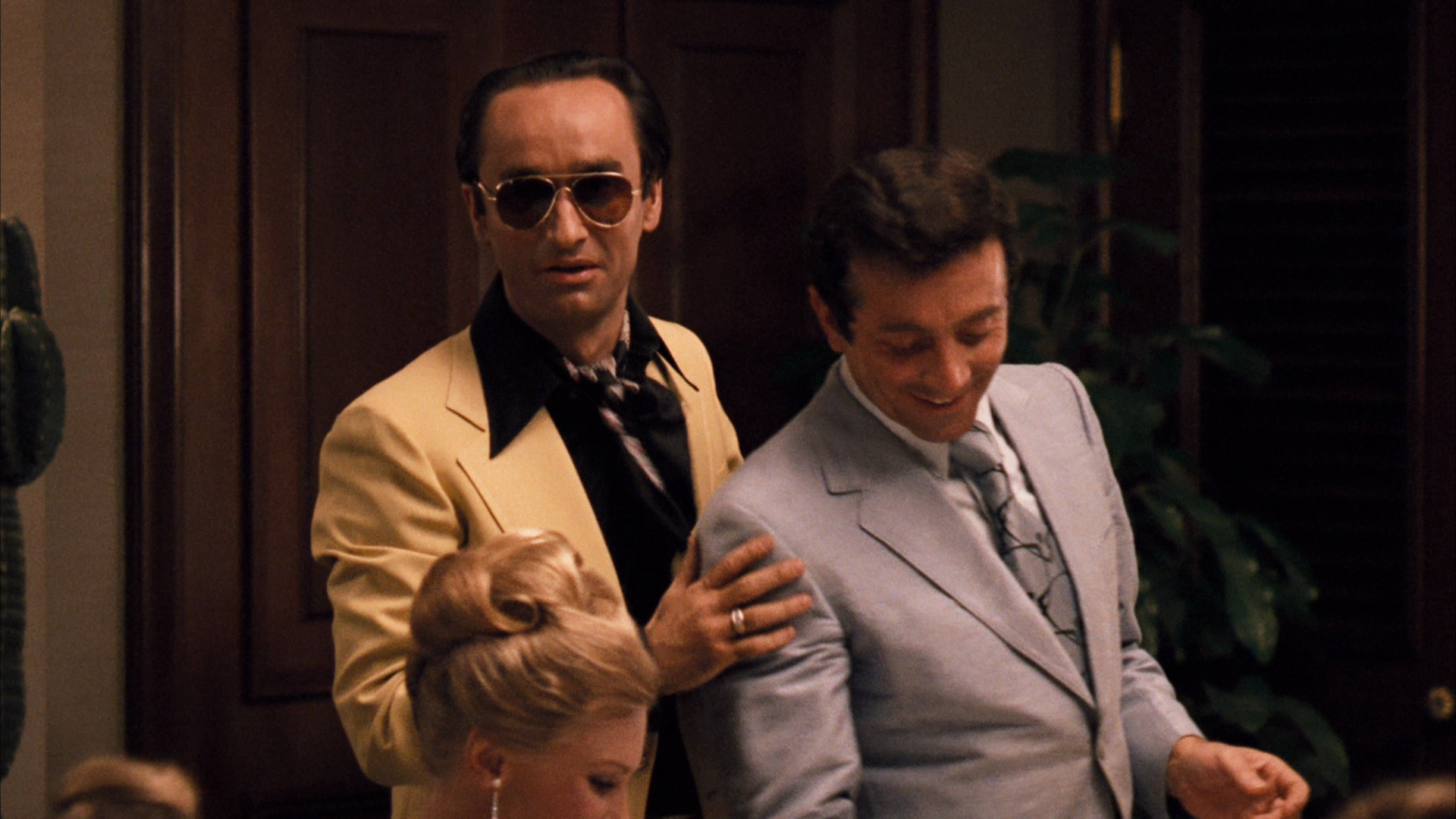 Pin By Alison Martino On Films The Godfather Fredo Corleone