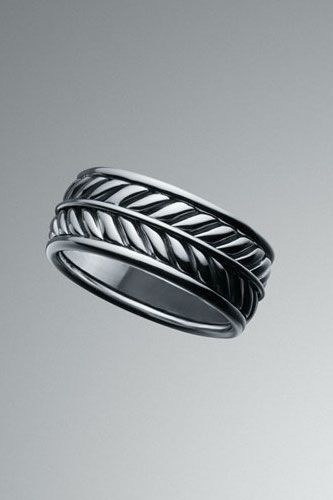 16 Alternative Wedding Rings For Guys!