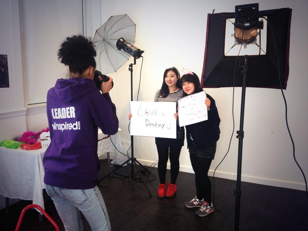 Ayesha and her campaign 2 loveis filming teamvgo team
