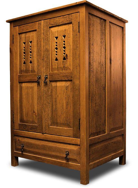 Furniture Deep Taos Armoire Lr 3612c Southwest Home Decor