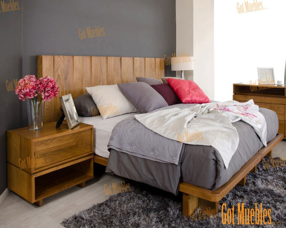 Bodega de muebles recamara zarthe rubi interior for Muebles rubi