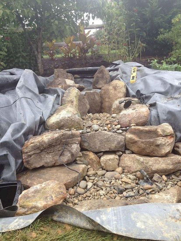 99 Graceful Backyard Waterfall Ideas On A Budget