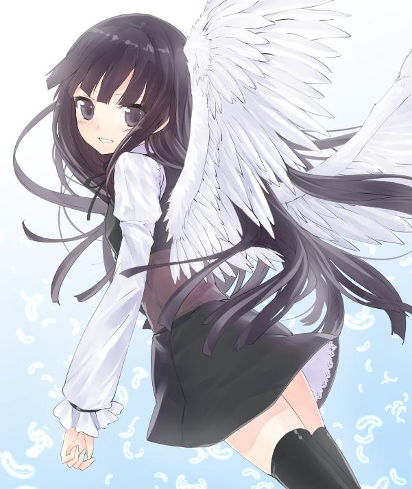 Engel dämonen anime und 'Good Omens'