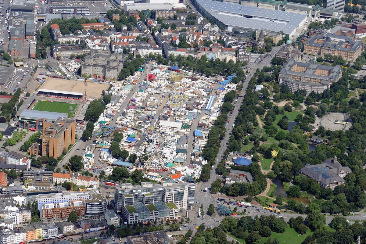 Luftbilder So Schon Ist Hamburg Von Oben Hamburg Bilder Und