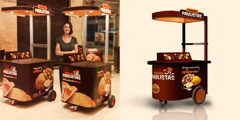 Carritos De Venta Para Empanadas Paulistas Store Design Empanadas Design