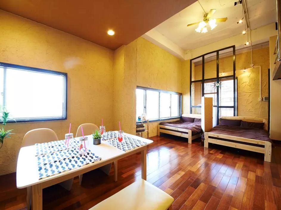 Kyoto STY 1 Bedroom and Loft Apartment in City Center ...