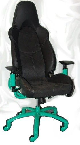 via office chairs. Porsche 997 GT3 RS Authentic Office Chair. $4,499.99, Via Etsy. Chairs