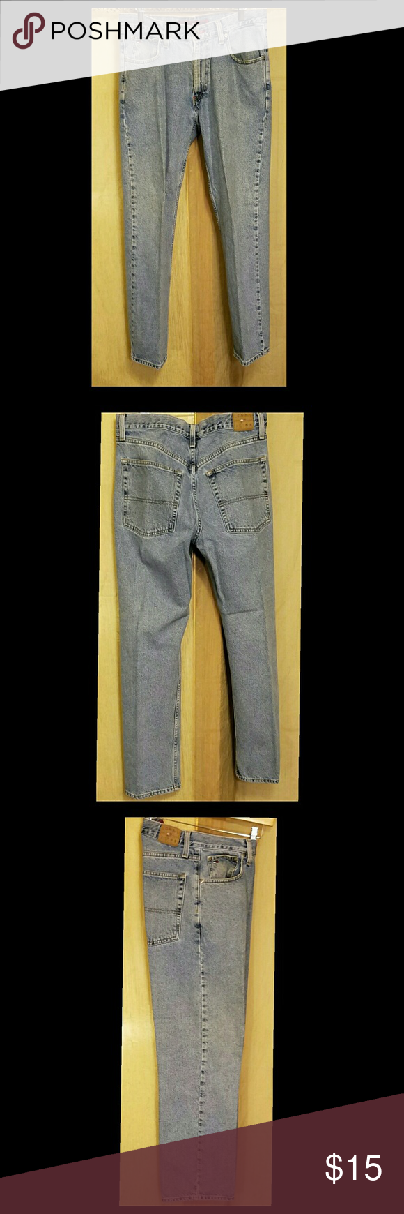 Tommy Hilfiger Jeans Light blue Tommy Jeans. Perfect condition! Size W32 L30 Tommy Hilfiger Jeans Straight