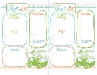 It Works For Bobbi!: Free Printables | Printables | Free friday ...