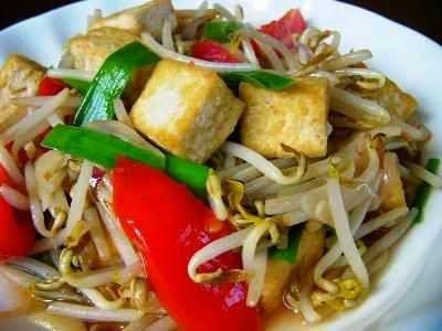 Resep Tumis Tahu Taoge Resep Tahu Resep Masakan Cina Resep Masakan