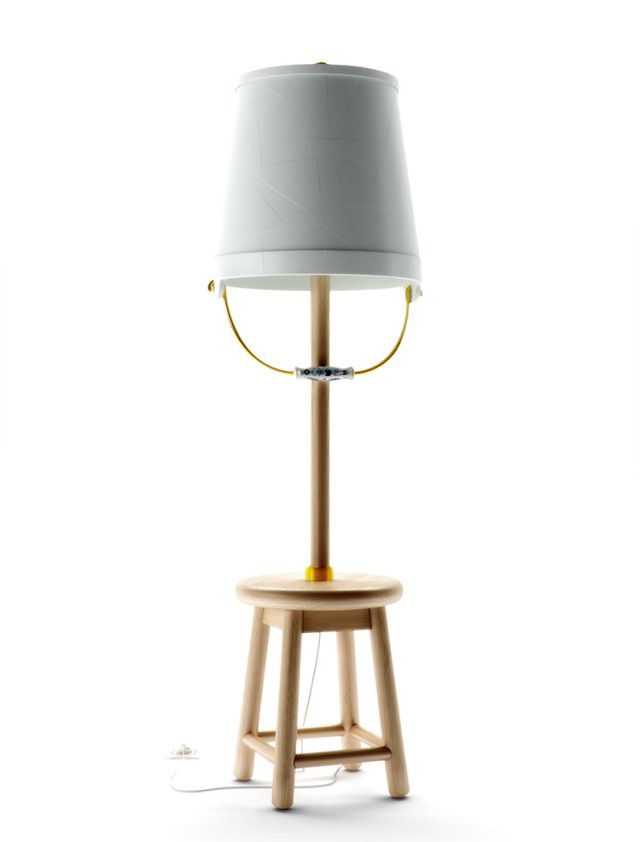 Bucket Floor Lamp By Studio Job For Moooi Lampen Verlichting
