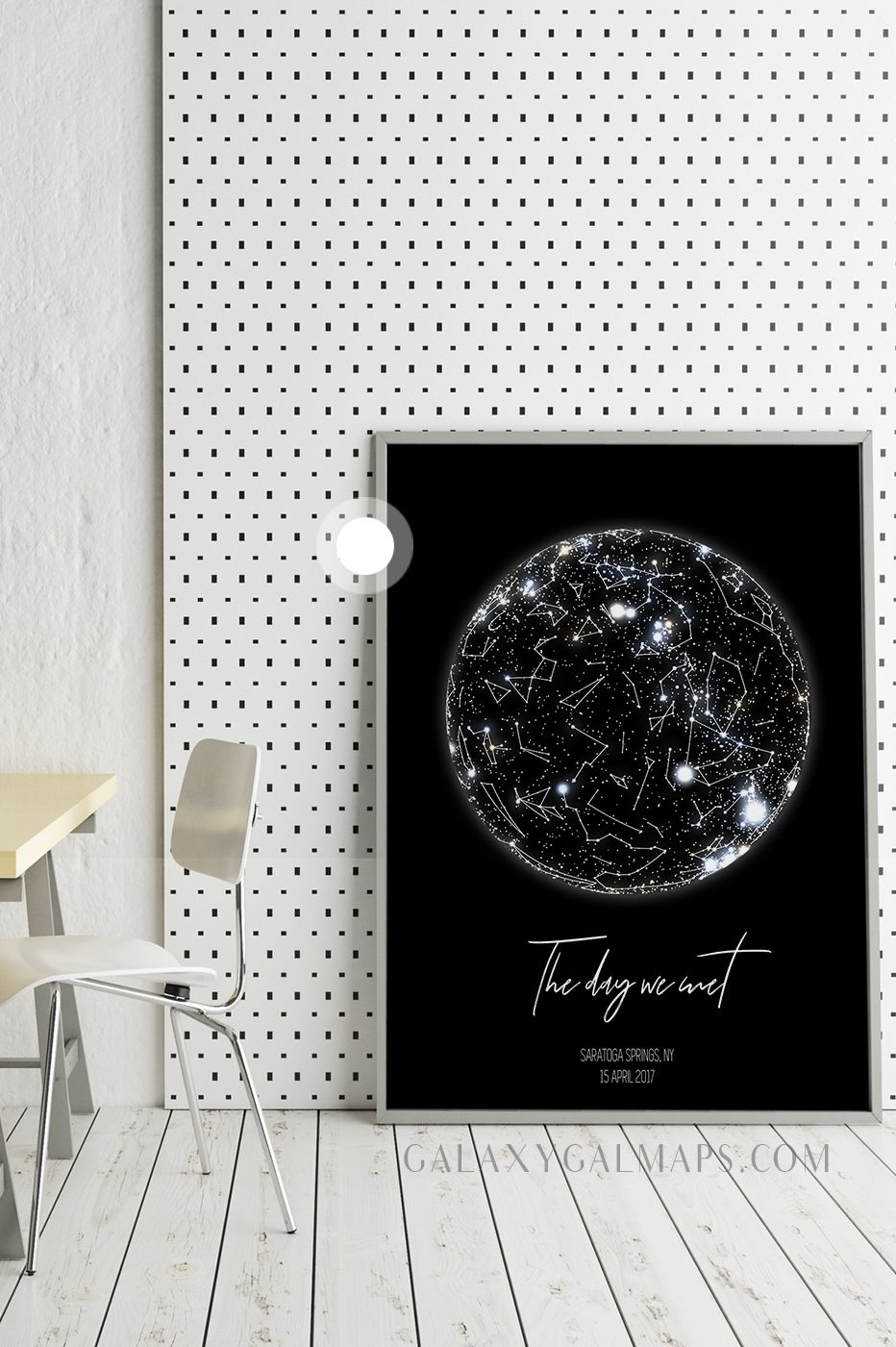 Unique Sky Map For Your Date Constellation Art Wall Art Woman Portrait Printables Set Repeat Pa Star Map Gender Neutral Decor Boyfriend Anniversary Gifts