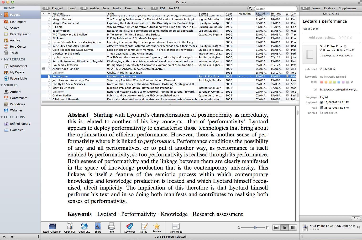 Endnote vs …. well, everything else