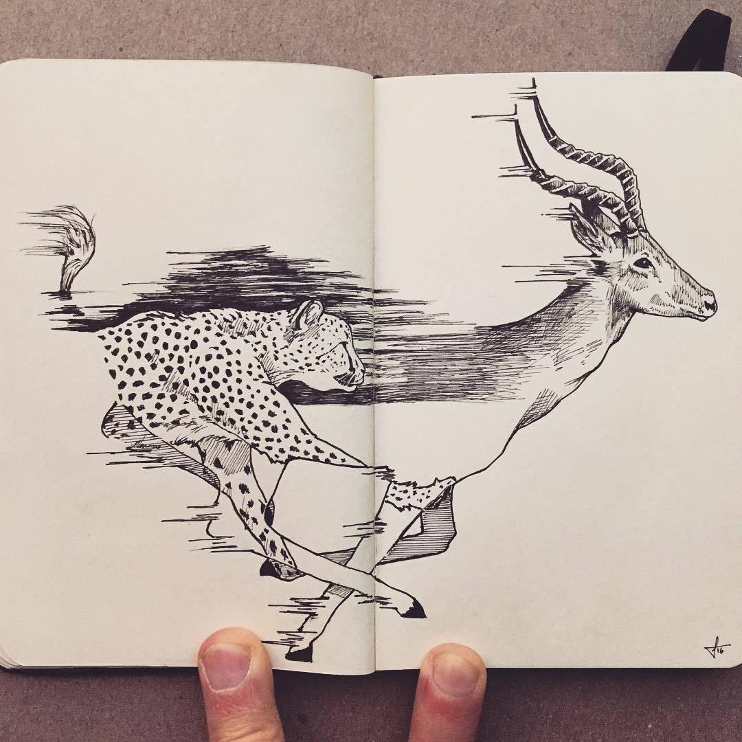 Открытка для, прикольные рисунки карандашом для скетчбука