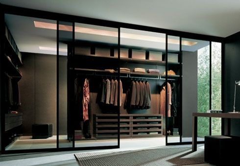 ViA   Poliform   Ubik   Walk In Closet