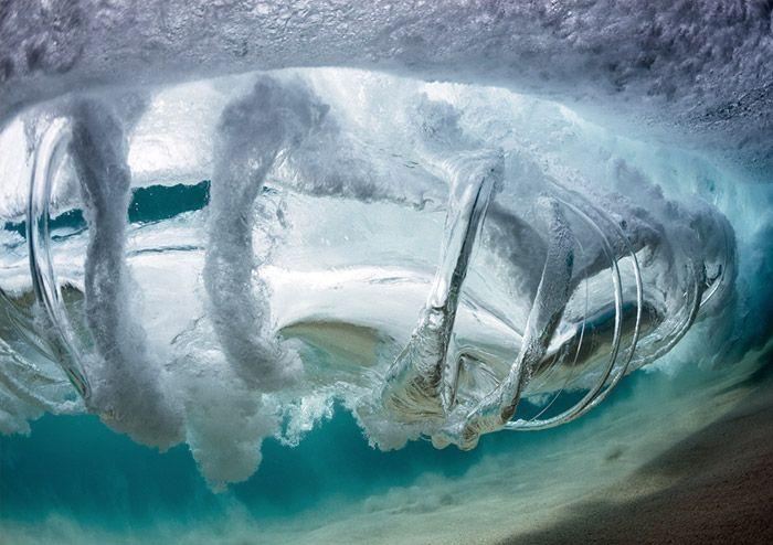 Las olas majestuosas: Fotos de Warren Keelan | La inspiración de cuadrícula | Inspiración para el diseño