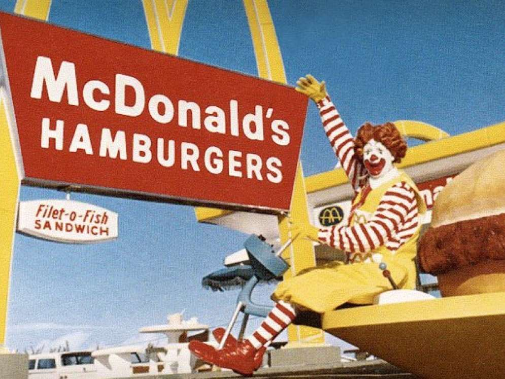 Ronald Mcdonald Made His First Appearance In 1963 And He Has Been