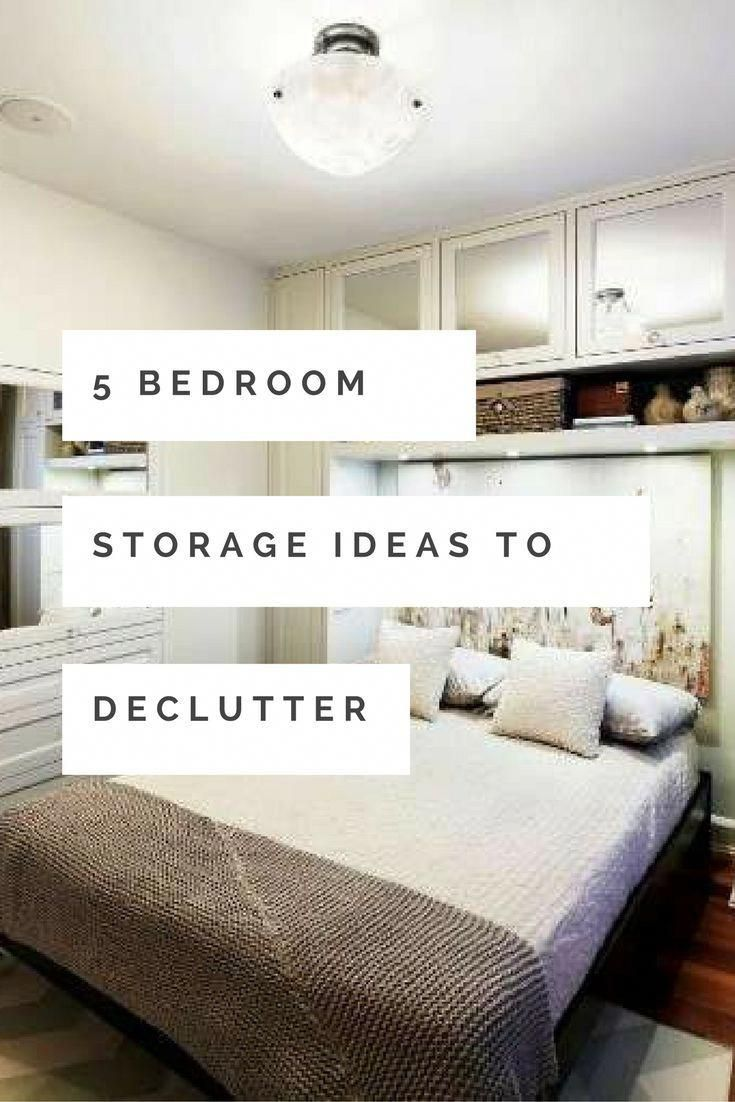 8x8 Bedroom Design: Here Are 5 Small Bedroom Storage Ideas For Couples To Help