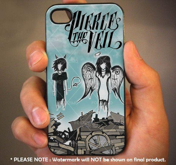 Fan Art pierce the veil 4/4s,5/5s/5c, Samsung Galaxy s3/s4 Case