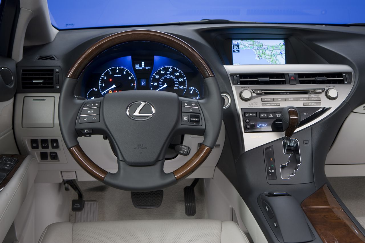 Lexus Rx350 Dashboard Steering Wheel Http Www