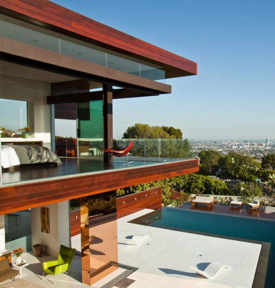 Modern Contemporary Home Plans Design With Photos : Two