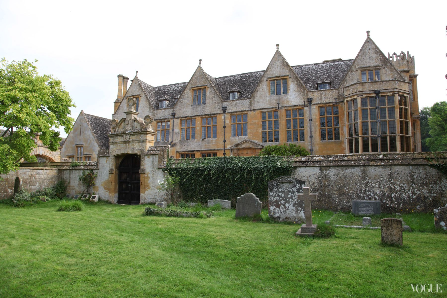 More stanway house this may be my favorite of the english manors