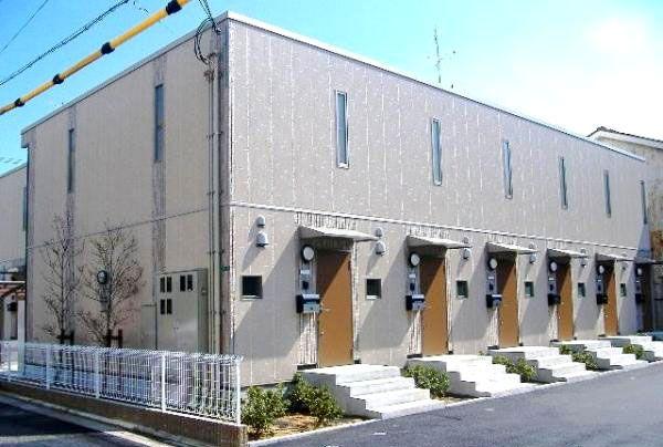 エルセレーノ香ヶ丘A 堺市堺区 賃貸テラスハウス