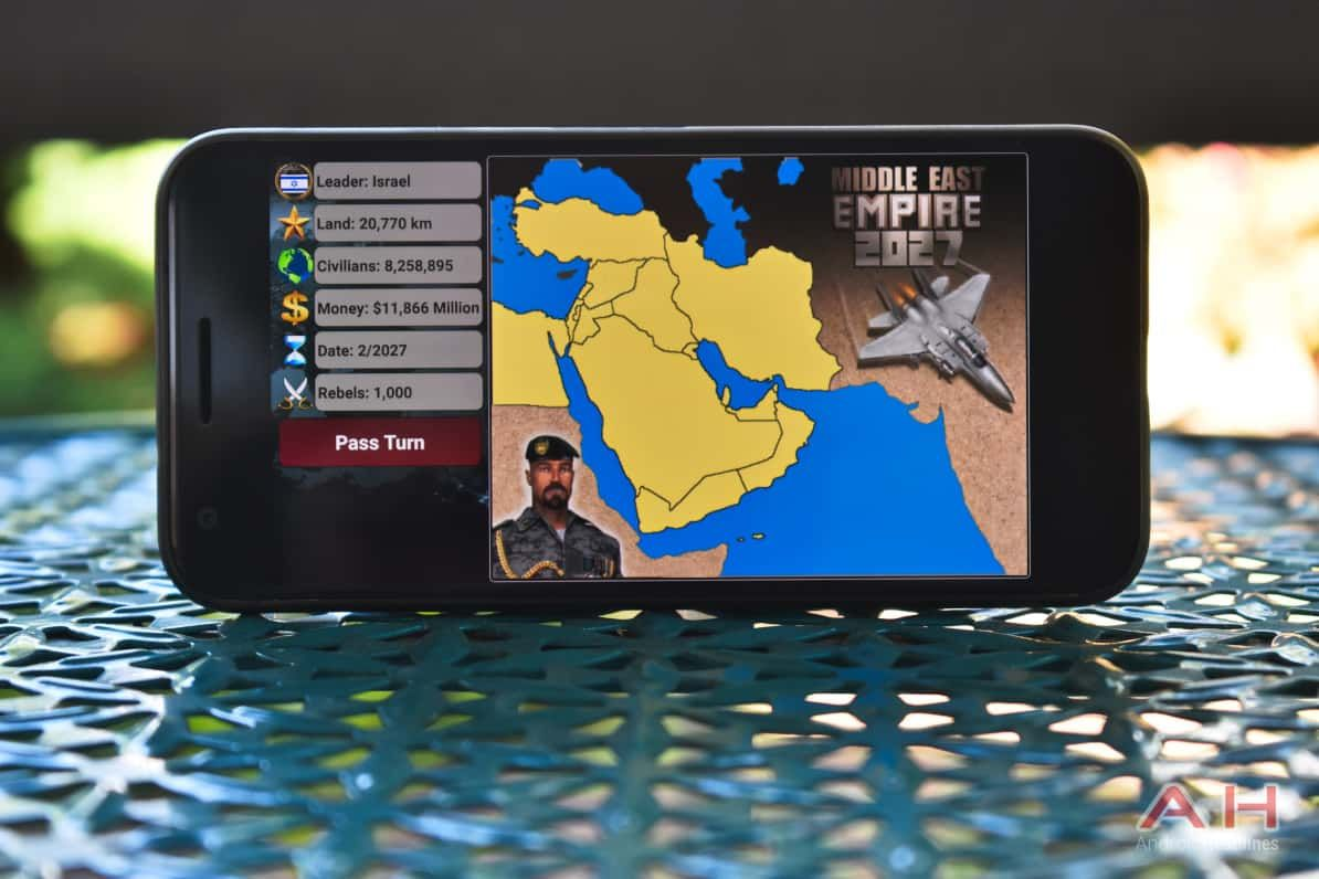 Sponsored Game Review Middle East Empire 2027 Android Google
