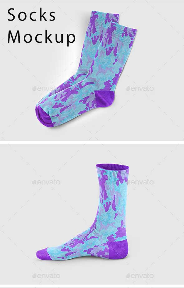 Download 27 Socks Mockup Psd Templates For Cool Showcase Texty Cafe Socks Mockup Socks Packaging