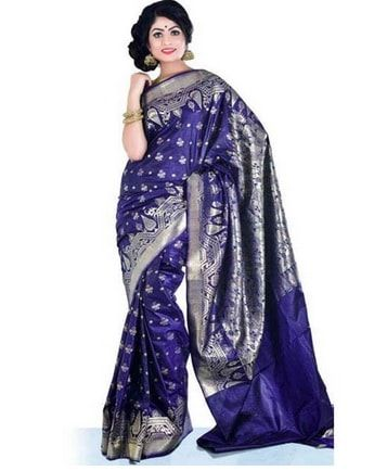 42949553fc Bangladeshi Katan Saree | Dress & Clothing | Designer sarees ...