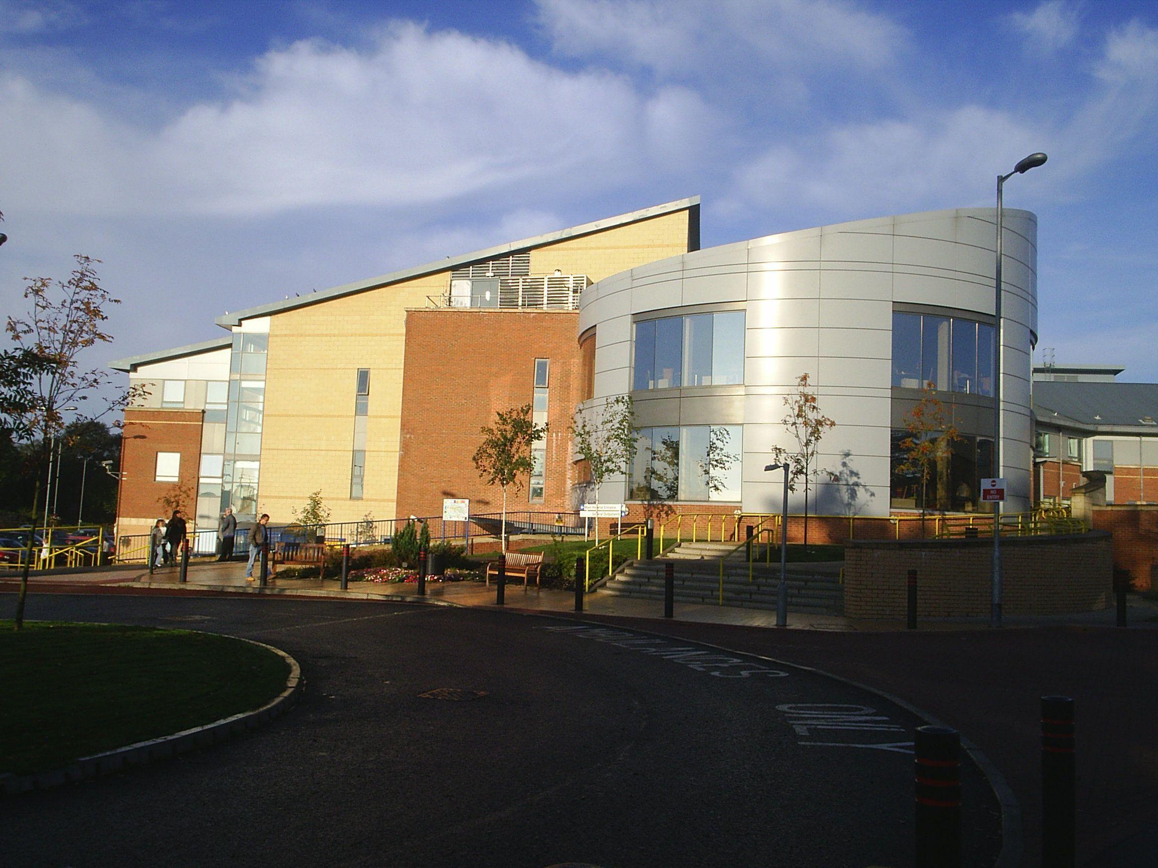 Dryburn Hospital, Durham