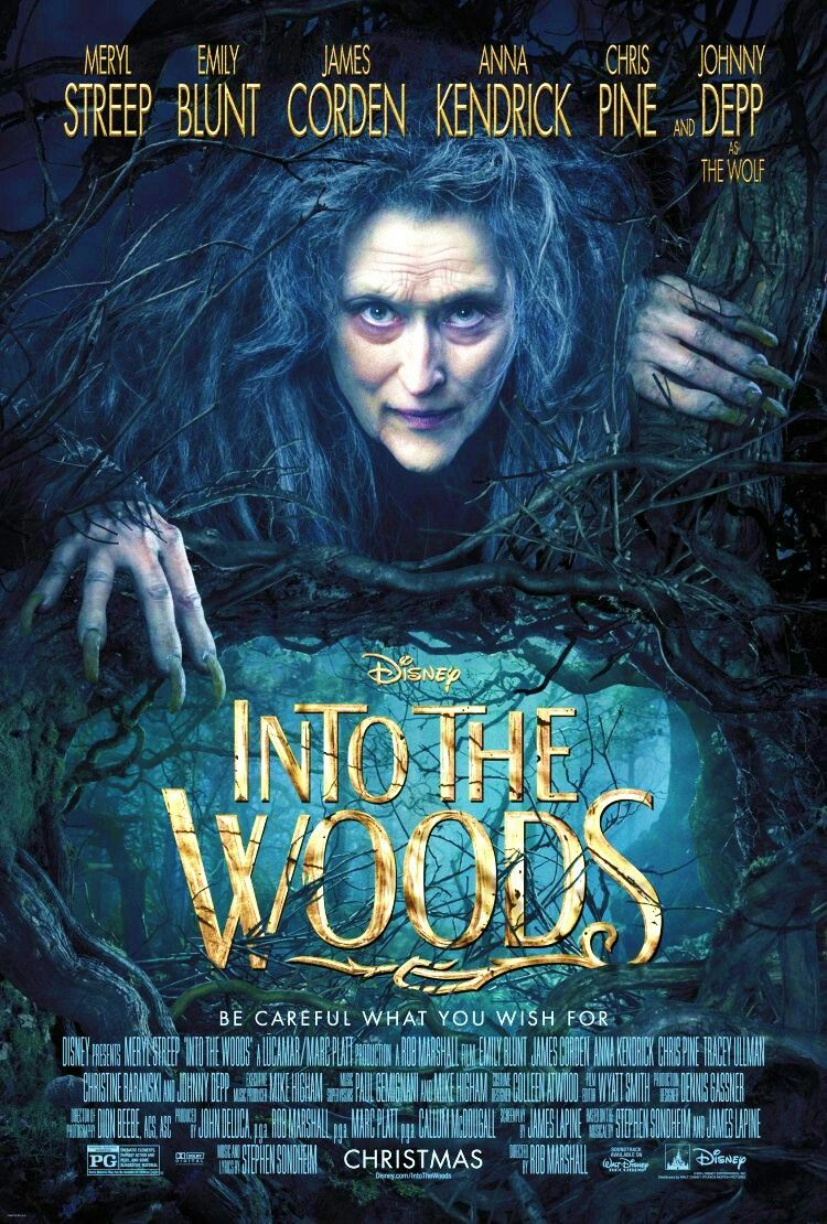 Into The Woods Into The Woods Movie Good Movies Disney Movies