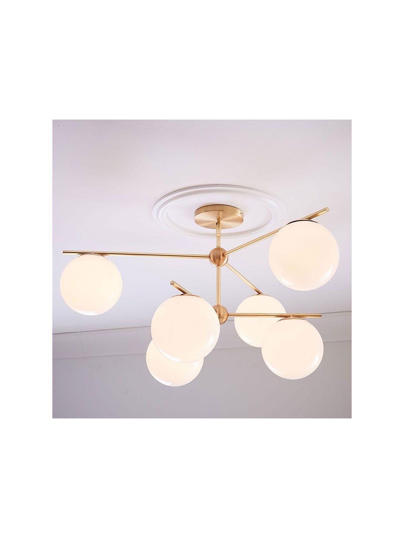 Champignon 3 Light Chandelier