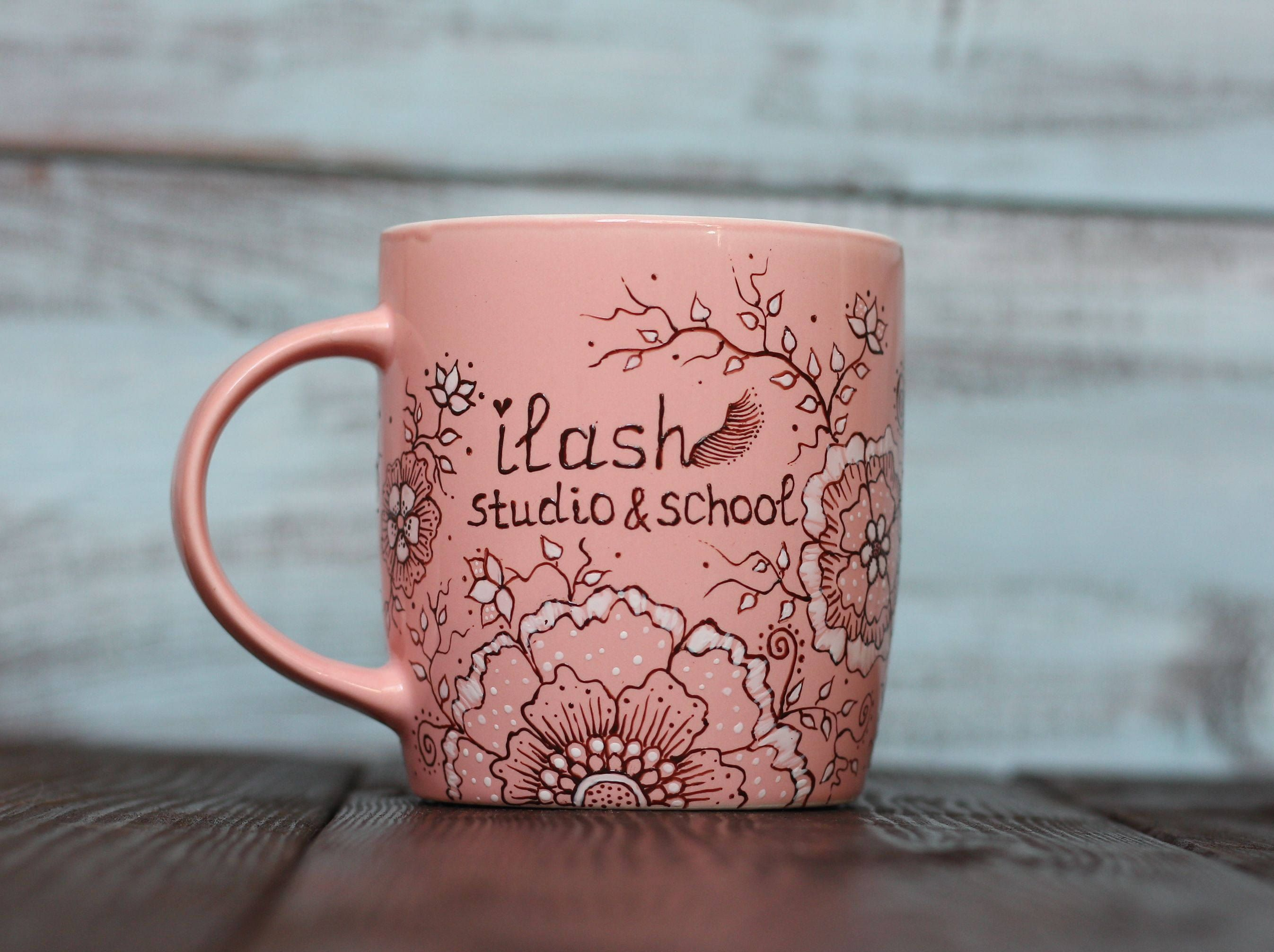 Mothers day gift ideas Custom handwriting Personalized Gift mug for ...