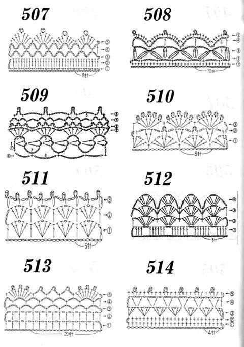 Pin de Fefi en A Puro Crochet Patrones | Pinterest | Crochet ...