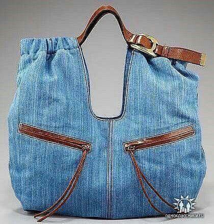 pin von erika serrano auf jeans denim pinterest jeans tasche jeans und taschen. Black Bedroom Furniture Sets. Home Design Ideas