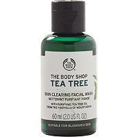 The Body Shop Travel Size Tea Tree Skin Clearing Facial Wash | Ulta Beauty