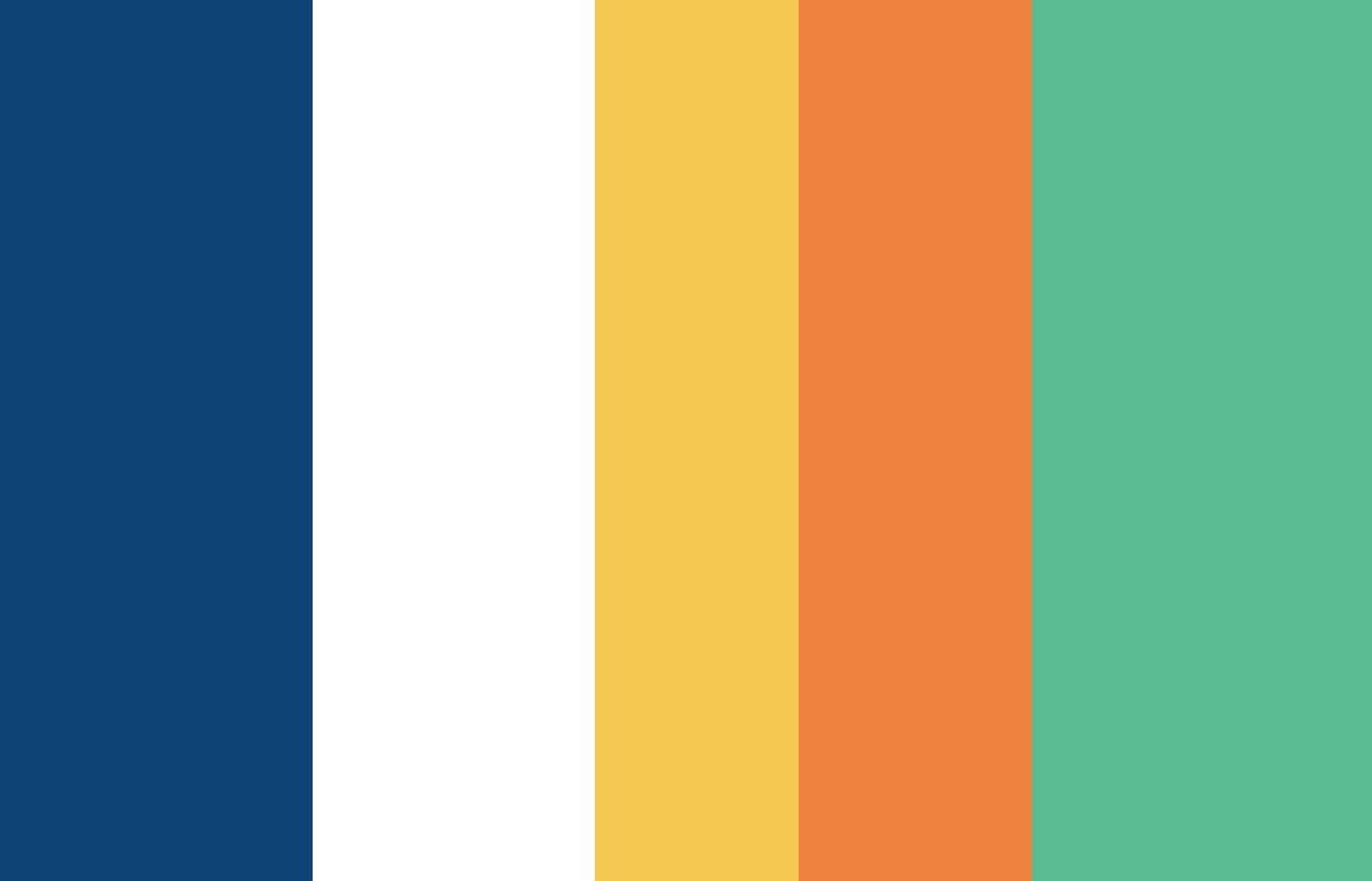 Image Result For Website Color Palette Combinations With Orange Yellow Blue Green