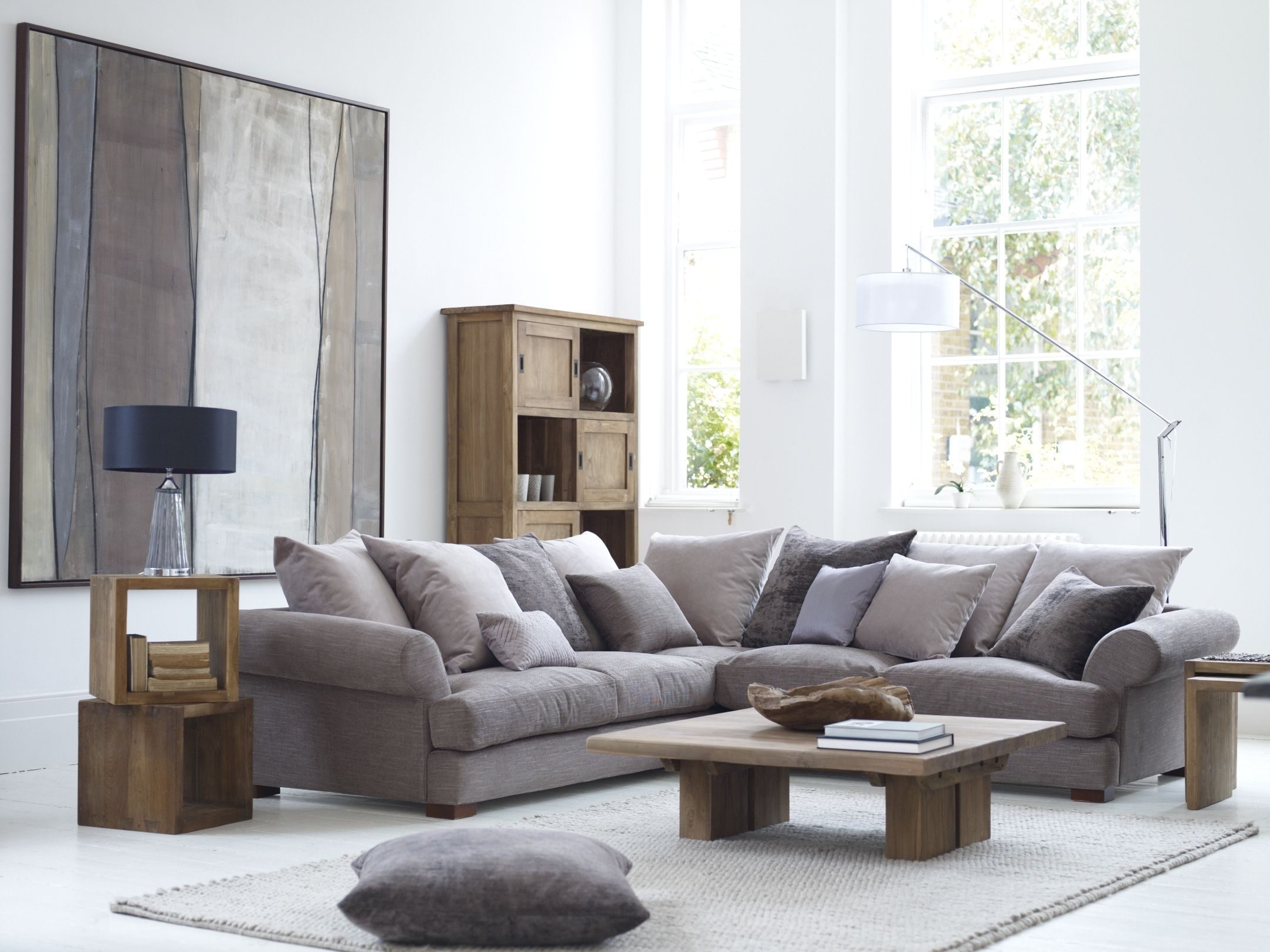 Raft Furniture Lincoln Corner Unit All Sofas Handmade In England Choose Your Style Size And Fabric