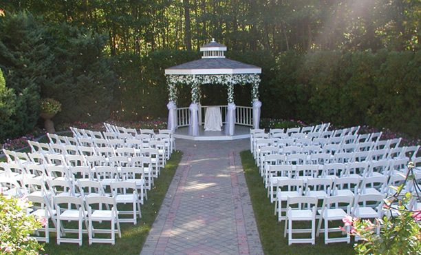 wedding ceremonies wedding inspirations ceremony locations garden weddings outdoor weddings nj