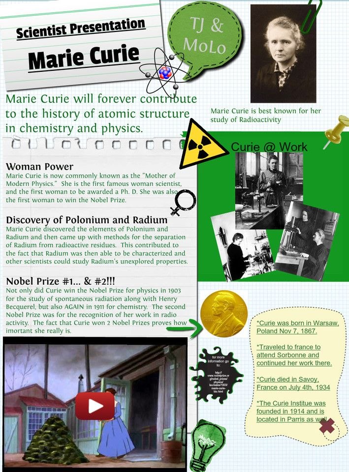 Marie Curie Posters Marie Curie Chemistry Pinterest