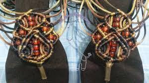 Image result for macrame sandalias
