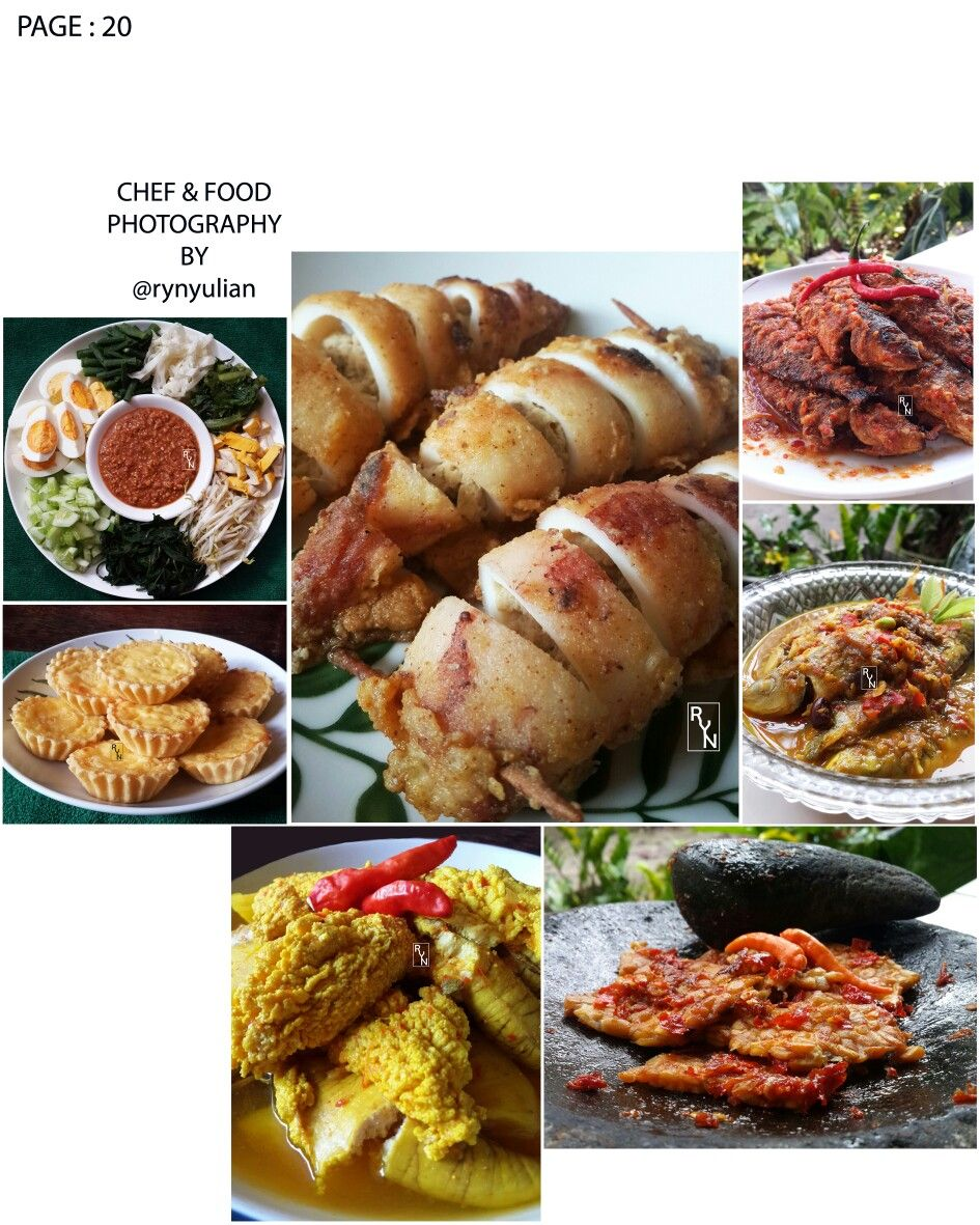 Page 20 Kumpulan Semua Masakan Saya Makanan Berat Maupun Kue