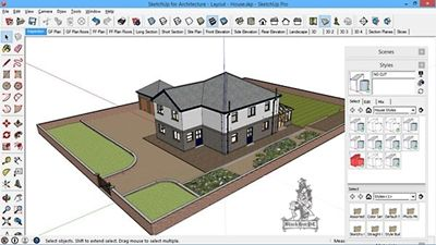 Patch sketchup pro 2019