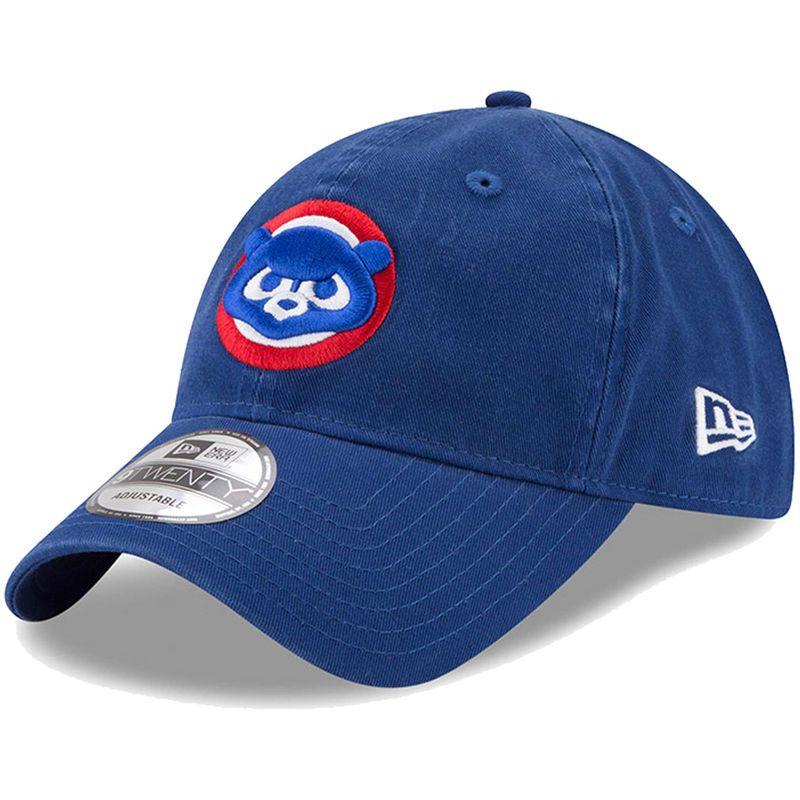 77414b05 Ryne Sandberg Chicago Cubs New Era Alternate Logo 9TWENTY Adjustable ...
