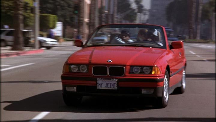 Clueless 1995 Movie 1994 Bmw 325i E36 I Want This Car Bmw
